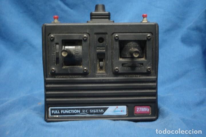 MANDO 27 MHZ FULL FUNCTION R/C SYSTEMS MARCA WAVELON (Juguetes - Modelismo y Radiocontrol - Radiocontrol - Coches y Motos)