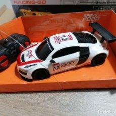 Radiocommande: SPEED CAR 1/24 RACING-GO MODEL SERIES RADIO CONTROL LUCES MARCHA ATRAS-DELANTE. MUY BUENAS CONDICION. Lote 277160103