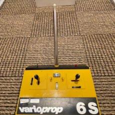 Radio Control: MANDO RADIOCONTROL GRAUPNER -GRUNDING, VARIOPROP- 6 S, DE 1970. Lote 277747528