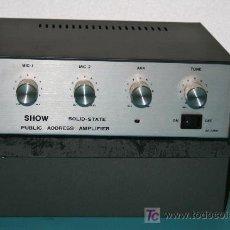 Radios antiguas: AMPLIFICADOR . Lote 6963316