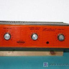 Radios antiguas: AMPLIFICADOR. Lote 6963509