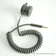 Radios antiguas: MICROFÓNO DE LOS DE ANTES. Lote 27382249