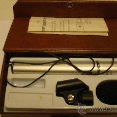 Radios antiguas: MICRÓFONO . Lote 10574122