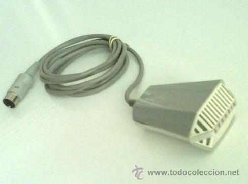 MICRÓFONO DE LA MARCA GRUNDIG (Radios, Gramófonos, Grabadoras y Otros - Amplificadores y Micrófonos de Válvulas)