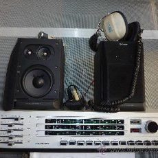 Radios antiguas: RECIVED RADIO AMPLIFICADOR BLAUKPUNKT. Lote 21865956