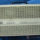 Radios antiguas: ESTABILIZADOR ANTIGUO STAR ERGA ELECTRONICA. Lote 27508176