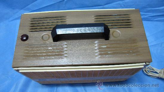 Radios antiguas: ESTABILIZADOR ANTIGUO STAR ERGA ELECTRONICA - Foto 2 - 27508176