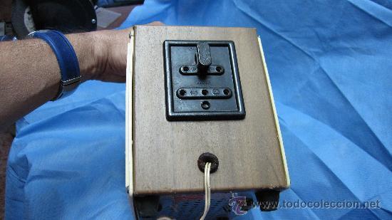 Radios antiguas: ESTABILIZADOR ANTIGUO STAR ERGA ELECTRONICA - Foto 3 - 27508176