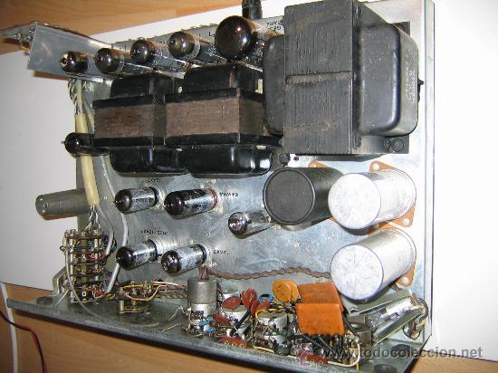 Radios antiguas: Amplificador VALVULAS 56 WATT Hi-Fi vintage MADE IN USA -GENERAL ELECTRIC STEREO CLASIC 7700- - Foto 9 - 22859712
