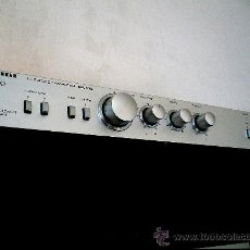 Radios antiguas: TELEFUNKEN RA-100 HI-END VINTAGE INTEGRATED AMPLIFIER. Lote 24818563