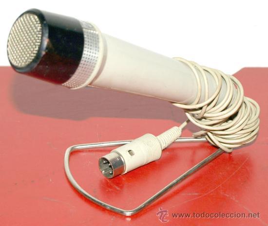 Radios antiguas: MICROFONO PHILIPS - Foto 2 - 27647311