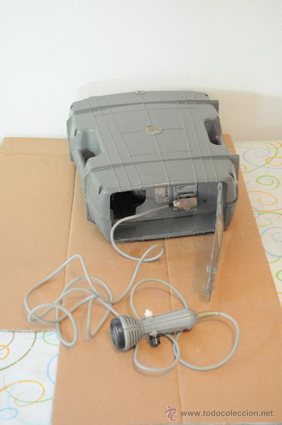 Radios antiguas: MEGAFONO AMPLIFICADOR A PILAS CON MICROFONO - Foto 4 - 28446730