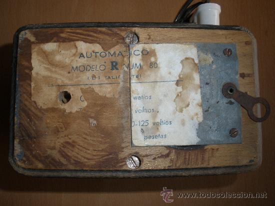 Radios antiguas: Elevador de radios de válvula - Foto 4 - 28636397