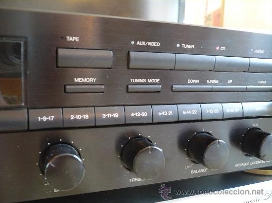 Radios antiguas: DENON HI-END AMPLIFICADOR - RECEIVER -- - Foto 5 - 30440302