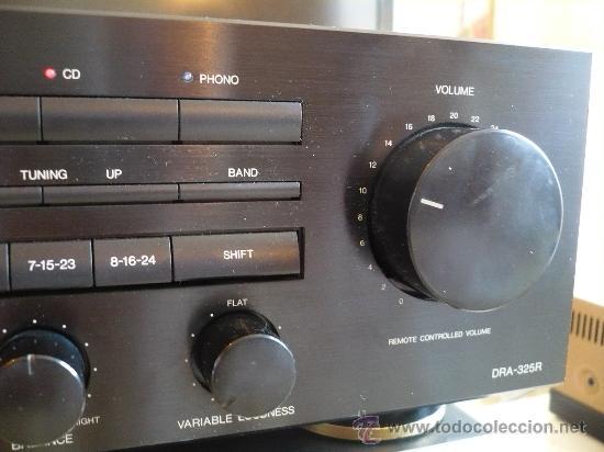 Radios antiguas: DENON HI-END AMPLIFICADOR - RECEIVER -- - Foto 6 - 30440302