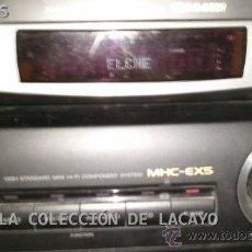 Radios antiguas: AMPLIFICADOR SONY MHC-EX5 100 WATIOS + 100 WATIOS . Lote 90188734
