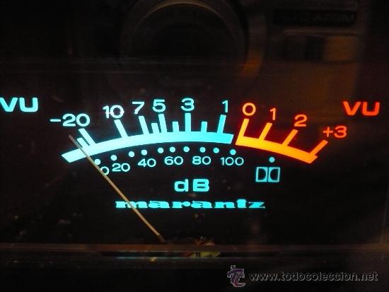 MARANTZ 5030 SUPER HARD PERMALLOY HEAD LEGENDARIA PLETINA VINTAGE- 3 CABEZALEZ (Radios, Gramófonos, Grabadoras y Otros - Amplificadores y Micrófonos de Válvulas)