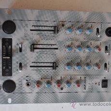 Radios antiguas: MESA DE MEZCLAS FONE ESTAR, DOS CANALES. Lote 33003208