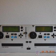 Radios antiguas: DOBLE LECTOR DE CDS IMG ESTAGE LINE. Lote 33003323