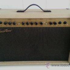 Radios antiguas: ANTIGUO AMPLIFICADOR HONHER. Lote 32888204