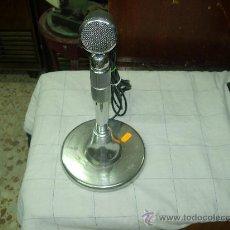 Radios antiguas: MICROFONO. Lote 32974832