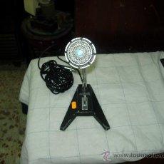 Radios antiguas: MICROFONO DYNAMIC CARDIAL. Lote 32974856