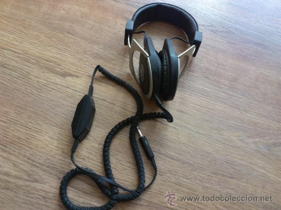 Radios antiguas: Magnificos Auricularesde alta fidelidad vintage Philips Electret N6325 - Foto 8 - 33403338