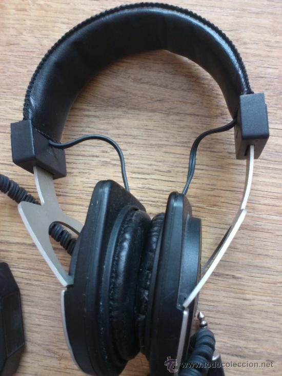 Radios antiguas: Magnificos Auricularesde alta fidelidad vintage Philips Electret N6325 - Foto 3 - 33403338