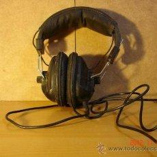 Radios antiguas: AURICULARES PLAYTON FR-904 AÑOS 70 - A REPARAR. Lote 153650773