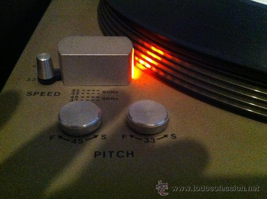 Radios antiguas: tocadiscos de los años 70 sony - Foto 3 - 35955448