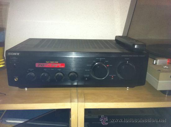 Radios antiguas: tocadiscos de los años 70 sony - Foto 2 - 35955448