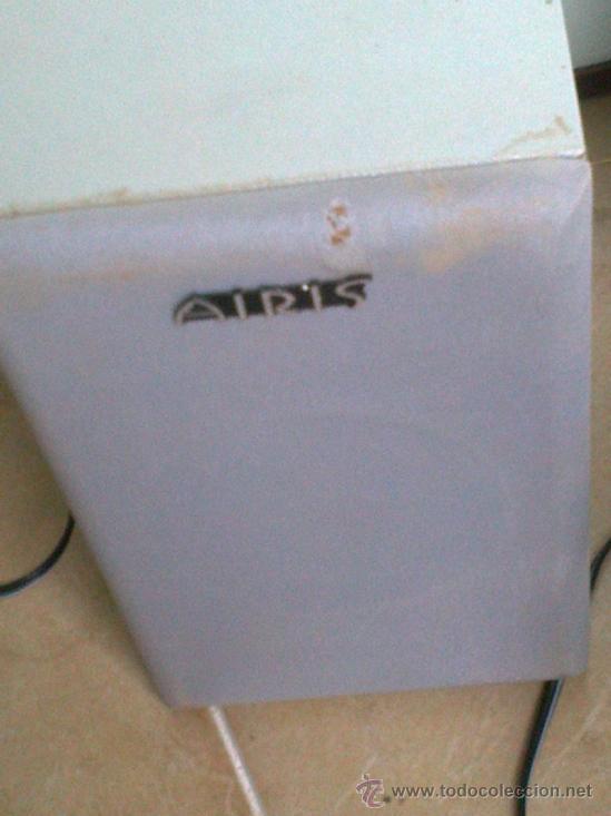 Radios antiguas: EQUIPO DE 4 ALTAVOCES+SUBWOOFER CONTROL PARA DVD-CD . MARCA AIRIS . VER ESTADO - Foto 6 - 38655143