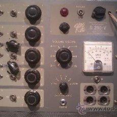 Radios antiguas: PREAMPLIFICADOR GELOSO G.290-V . Lote 39235753