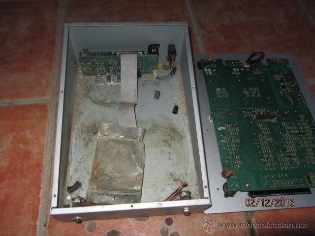 Radios antiguas: Antiguo amplificador PRO MIXER DX 500 - Foto 5 - 40327822