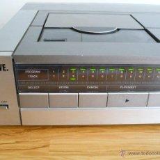 Radios antiguas: LOEWE CD 9000 LECTOR DISCOS COMPACTOS - MINT - POCO USO / COMO NUEVO. LO MEJOR DE PHILIPS+DE SONY. Lote 30846116