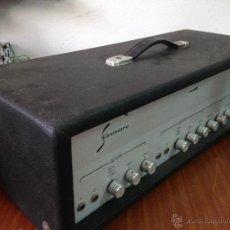 Radios antiguas: CABEZAL SINMARC R-2280C A VALVULAS . Lote 44362971