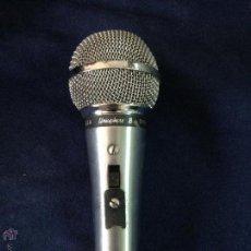 Radios antiguas: MICROFONO SHURE UNISPHERE B - MADE IN USA. Lote 44370778