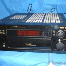 Radios antiguas: AMPLIFICADOR PIONEER ELITE VSX - 33TX CON MANDO ORIGINAL - TRAIDO DE ESTADOS UNIDOS - GRAN CALIDAD. Lote 44458637