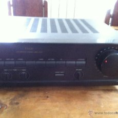 Radios antiguas: AMPLIFICADOR PHILIPS FA-630 PROBADO REVISADO Y EN FUNCIONAMIENTO VER VIDEO. Lote 45817124