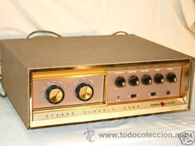 Radios antiguas: Amplificador VALVULAS 56 WATT Hi-Fi vintage MADE IN USA -GENERAL ELECTRIC STEREO CLASIC 7700- - Foto 11 - 22859712