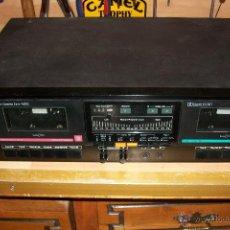 Radios antiguas: AMPLIFICADOR DE CASSETE- NEC MODELO DECK K600E. Lote 47111254