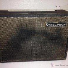 Radios antiguas: AMPLIFICADOR GUITARRA - STEELPHON MUSTANG SPECIAL - AÑOS 50 - 60. Lote 46403130