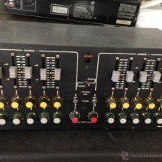 Radios antiguas: EQUALIZADOR AUDIO DESIGN RECORDING. Lote 48182007