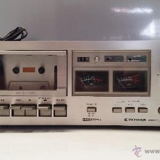 Radios antiguas: CASSETTE STEREO PIONEER - MODEL NO. CT-506 - MADE IN JAPAN. Lote 48827830