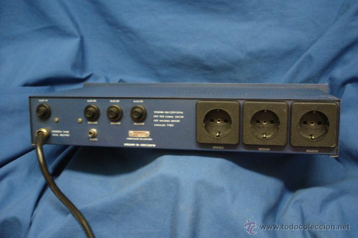 Radios antiguas: DIMMER OL-1200/3SPM MARCA KREMESA - AÑOS 70/80 - ECHO EN ESPAÑA - Foto 3 - 49751195