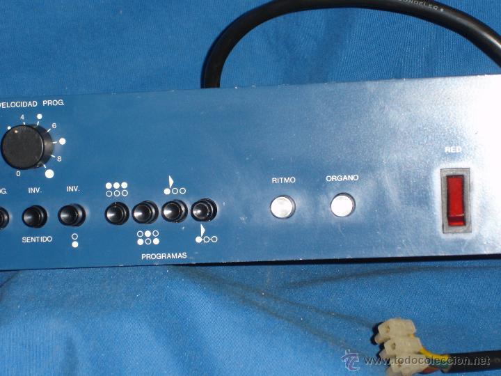 Radios antiguas: DIMMER OL-1200/3SPM MARCA KREMESA - AÑOS 70/80 - ECHO EN ESPAÑA - Foto 6 - 49751195