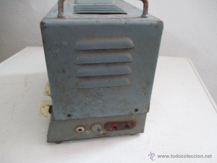 Radios antiguas: AMPLIFICADOR ANTIGUO A VALVULAS - Foto 4 - 50374203