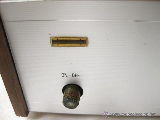 Radios antiguas: AMPLIFICADOR PHILIPS HIFI 22RH590 A30 - VINTAGE AMPLIFIER 22RH590/00Z - 1969 - Foto 10 - 50616853