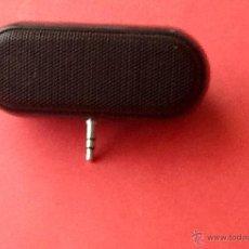 Rádios antigos: CURIOSO ALTAVOZ. MODELO VINTAGE. ENVIO INCLUIDO EN EL PRECIO.. Lote 53103548