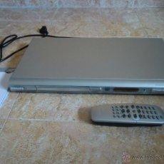 Radios antiguas: DVD VIDEO PLAYER PHILIPS DVP 630 DIV X VIDEO. EN MUY BUEN ESTADO, COMO NUEVO. Lote 181224165